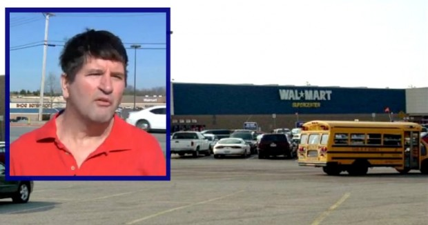 Walmart Worker Fired For A 'Gross' Thing He Did There Every Day For The Last 20 Years