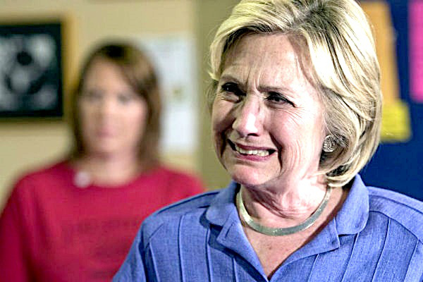 Clinton: Election Loss Hurt – 'Especially Considering Who I Lost to'