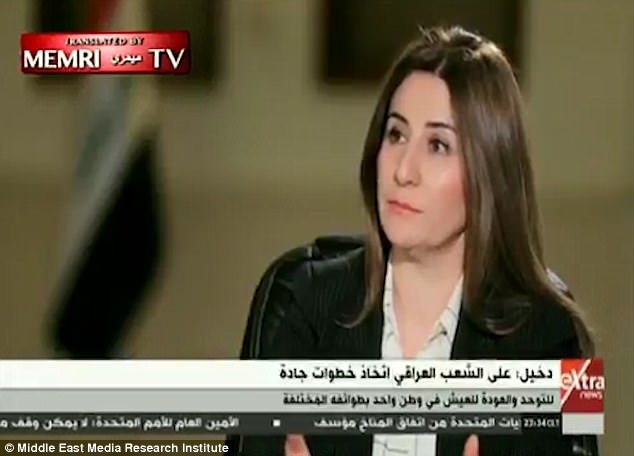 Yazidi Woman Unknowingly Ate Her One Year Old Son [VIDEO]