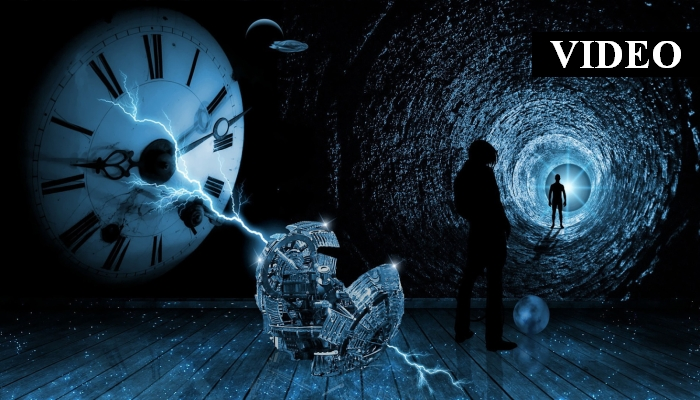 'Time Traveler' Claims He's Been To The Year 2749, Reveals What Happens In The Future [VIDEO]