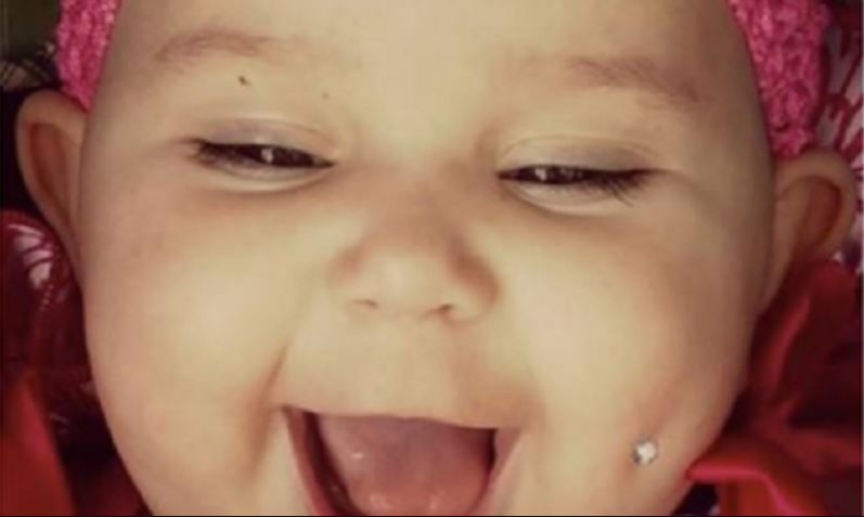 People Demand This Baby Be Taken Away From Her Mother After She Posted Questionable Photo