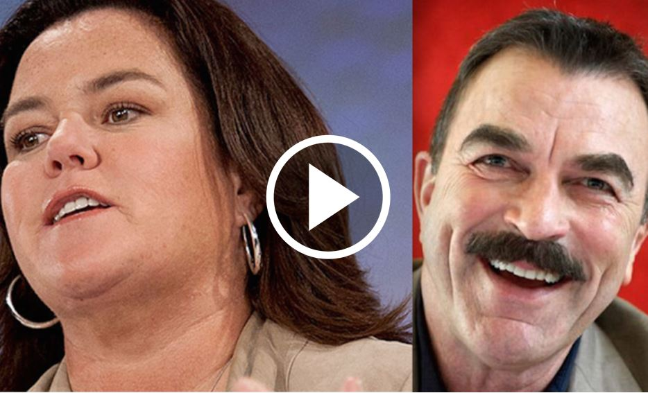 Sick Of Rosie Running Her Mouth, Tom Selleck Has Had Enough. Destroys Her With One Sentence