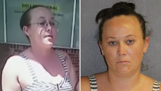 Mom Arrested After Leaving 5yo Son Inside Hot Car, Complains Patrol Car is 'Too Hot' [VIDEO]