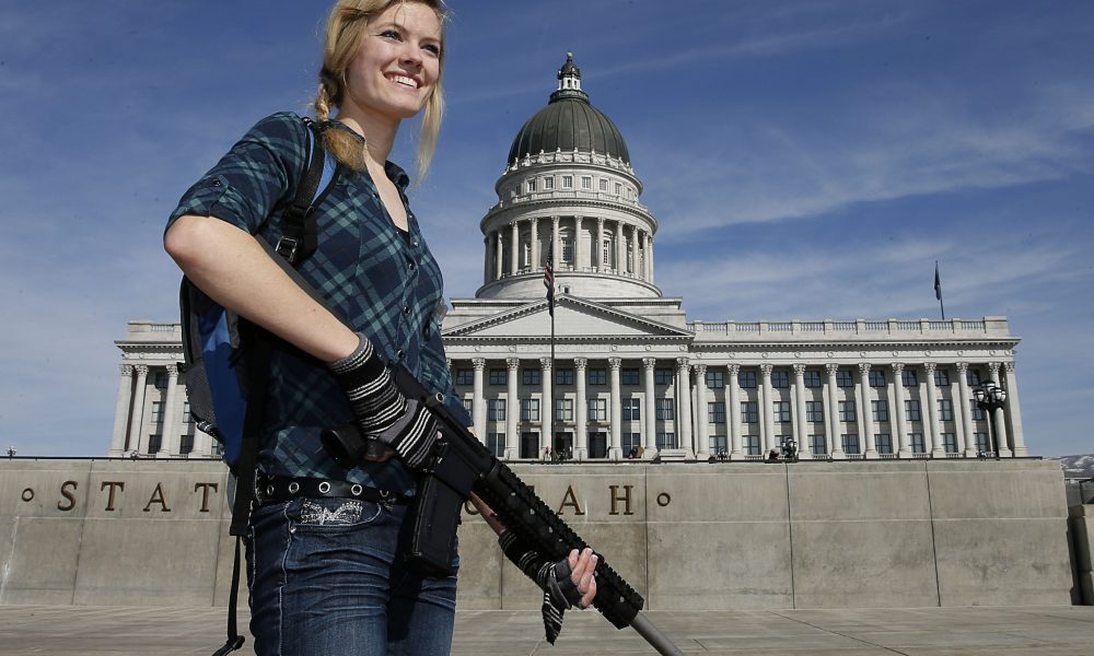 Here Are The Most Heavily Armed States, Where Is Yours On The List?