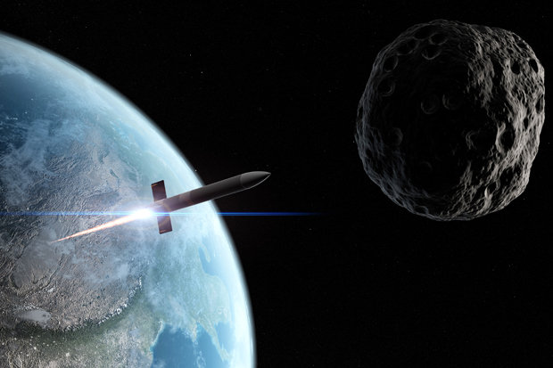 NASA Reveals Test Designed To Deflect Asteroids