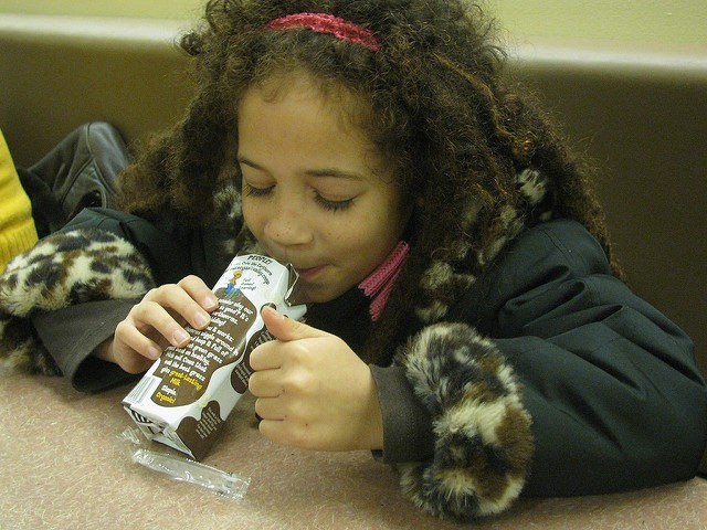 San Francisco Public Schools Ban Chocolate Milk