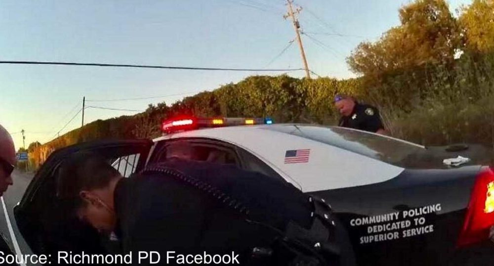 Man Drops A Deuce In Patrol Car, Eats His Own Feces, And Then Things Really Go Downhill