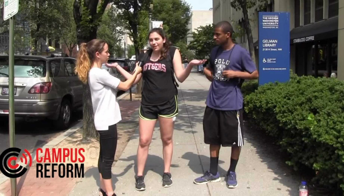 College Students Love Socialism, But Then They're Asked To Define It… [VIDEO]