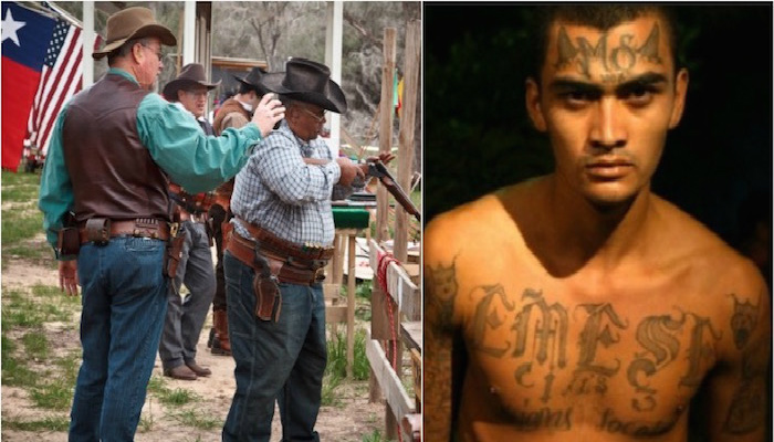 Fed-Up Cowboys Declare WAR On Armed Illegals Who Tried Take Over Of Texas Farms