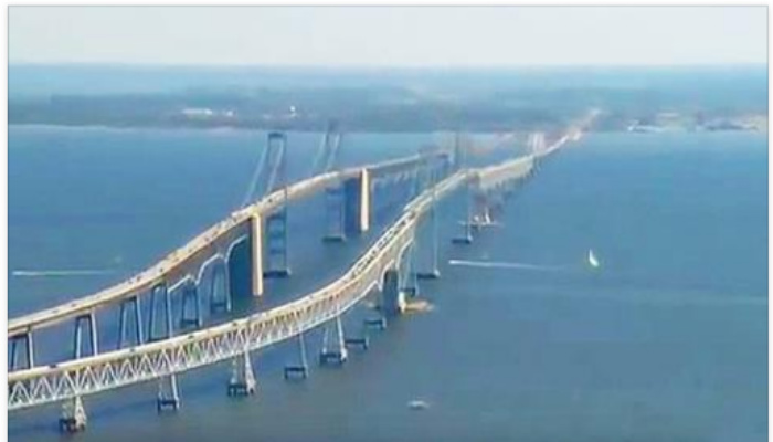Here's The Scariest Bridge In The US And It Leaves Motorists Having Panic Attacks [VIDEO]