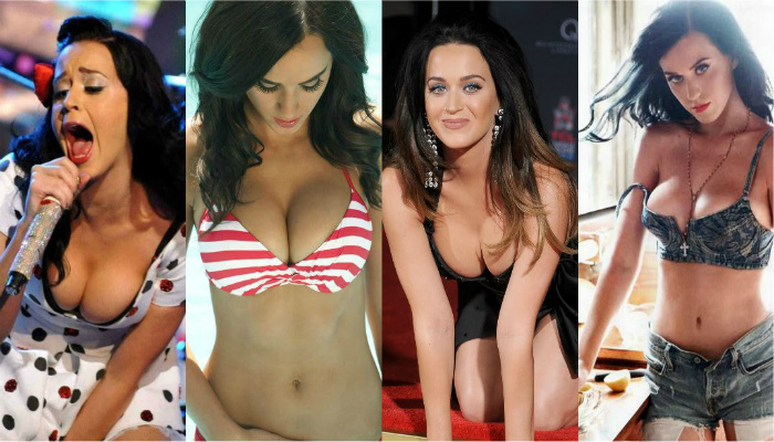 25 Times Katy Perry Showed More Skin Than She Should Have [PHOTOS]
