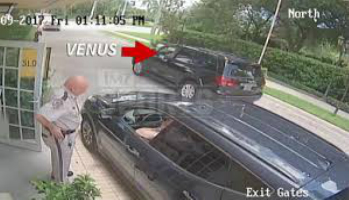 New Footage Just Released Shows The Fatal Venus Williams Car Wreck [RAW VIDEO]