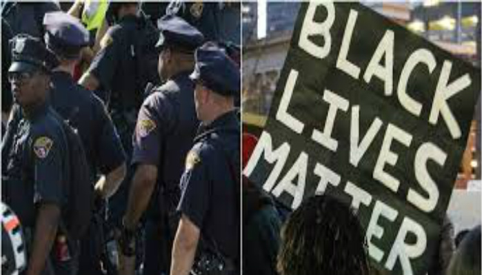 'Black Lives Matter!': Police Officer Attacked And Threatened For Routine Traffic Stop