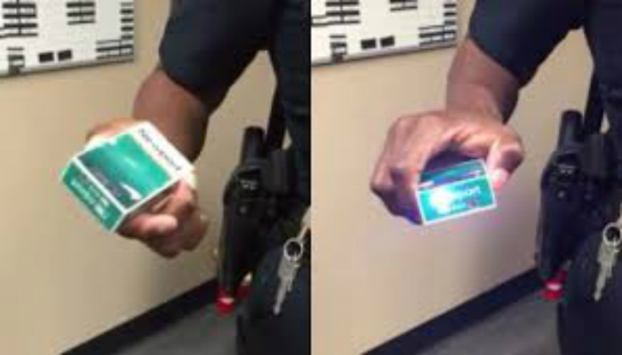 Officers All Across The Country Need To Be Aware Of A New Dangerous Cigarette Pack [VIDEO]