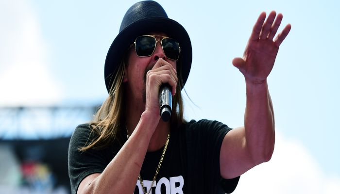 Kid Rock Blasts Media For Fake News Over His Plans To Run For Senate