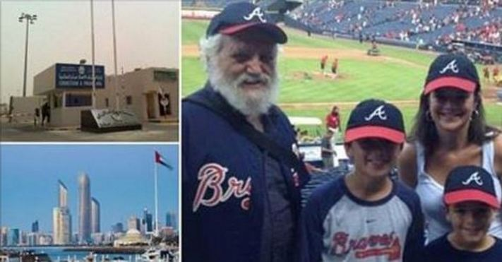 Grandpa Facing 5 Year Prison Sentence For Snapping A Pictures