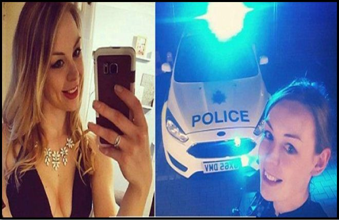 Police Post Photo Of Latest Recruit, It Goes Viral When People Notice Something About It