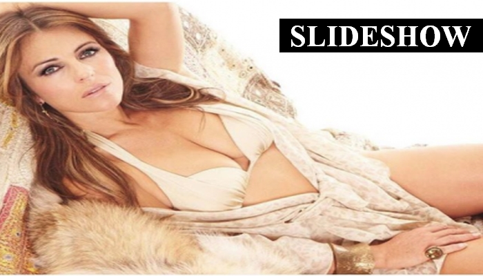 Elizabeth Hurley Topless Proves She is Ageless [PHOTOS]