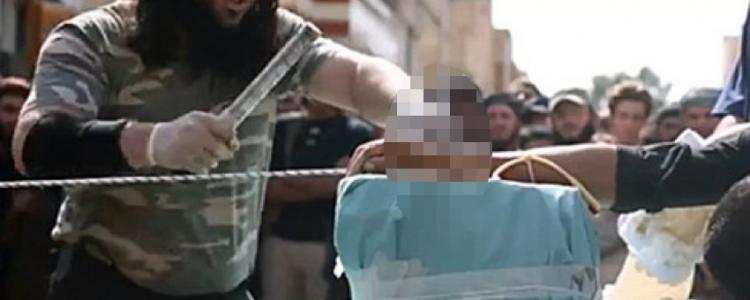 ISIS Chops Off Hand Of 10yo And 12yo Boys Because They Refused To Do Something Awful