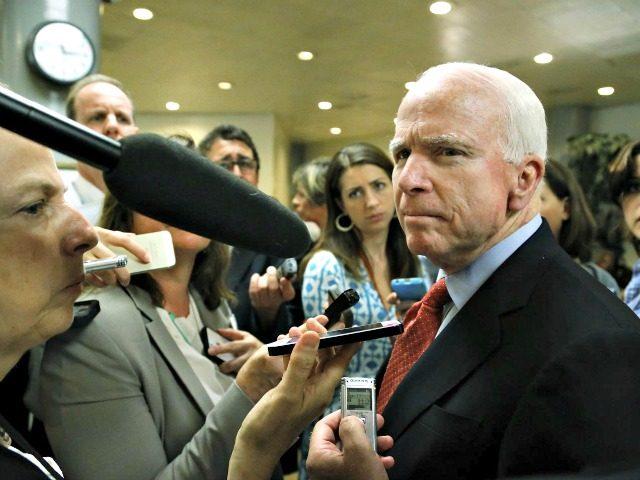 "Journalist: ""I Sincerely,Genuinely Hope That Arizona Senator John McCain's Heart Stops Beating"""