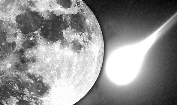 Meteor Strikes Moon at 56,000 MPH in Massive Explosion
