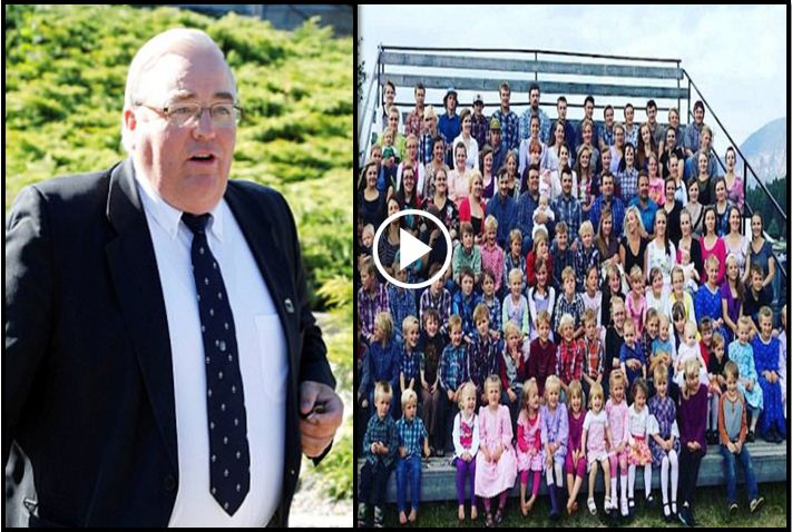 Polygamist Who Married 25 Women And Fathered 145 Children Found Guilty [VIDEO]