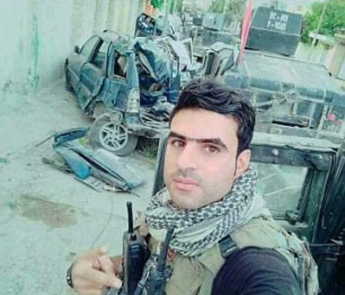 """Iraqi Soldier Known as the """"Lion of Mosul"""" Infiltrates ISIS, Kills Six"""