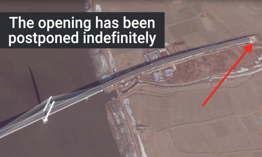 $350 Million Bridge Now Dead Ends In A Field, Indefinitely [WATCH]