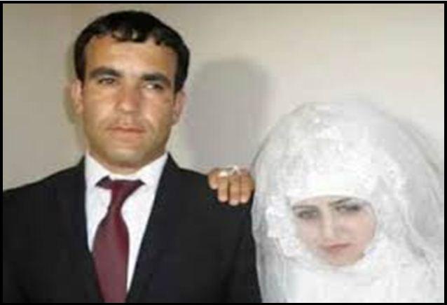Muslim Takes Teen Bride Home To Consummate On Wedding Night, Makes Disgusting Demand