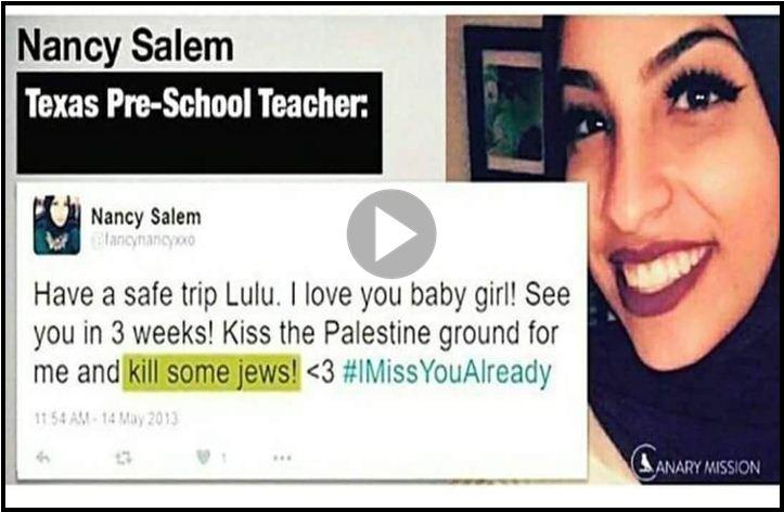Muslim Teacher Calls For Dead Infidels, Gets Nasty Surprise In Texas Class [VIDEO]