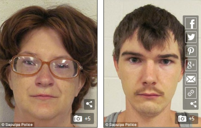 Woman and Her Teen Boyfriend Continually Molest Girl, Age 4
