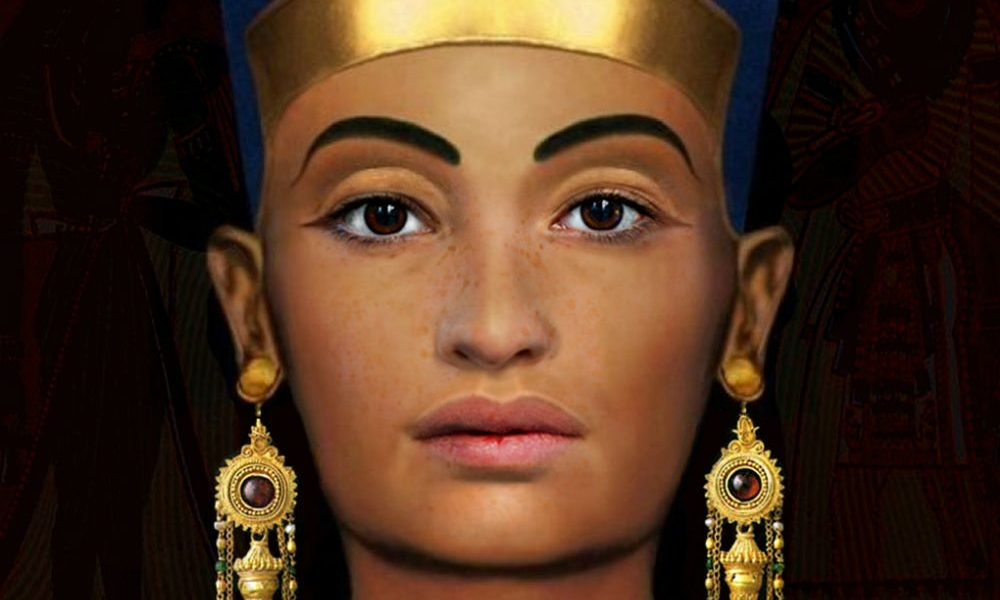 Egyptologist Find Possible Tomb Of King Tut's Wife