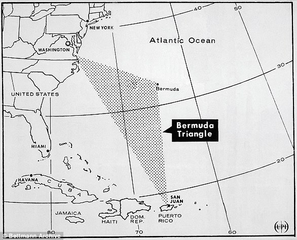 Researcher Finds the Secret of the Bermuda Triangle, And I'ts Very Simple [VIDEO]