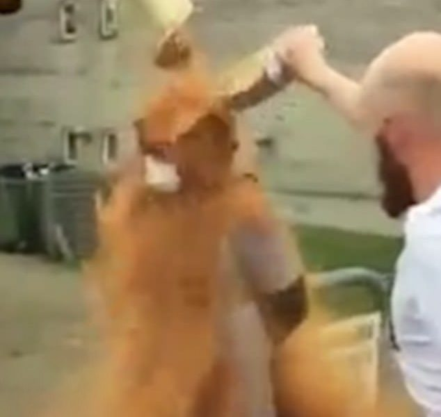 Man is Covered in Cinnamon in Bizarre Ritual, Then Tragedy Struck [VIDEO]