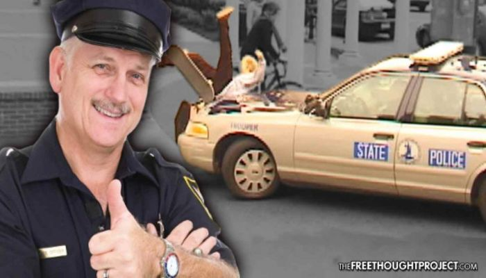 Cop Arrested For Hit & Run In Patrol Car Then Dumping The Victim Across Town