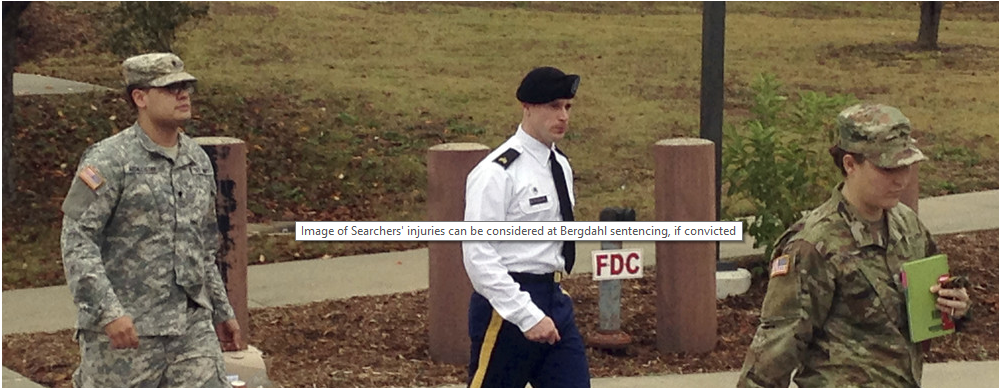Bowe Bergdahl Just Got Devastating News From Judge That Could Put Him in Prison For Life