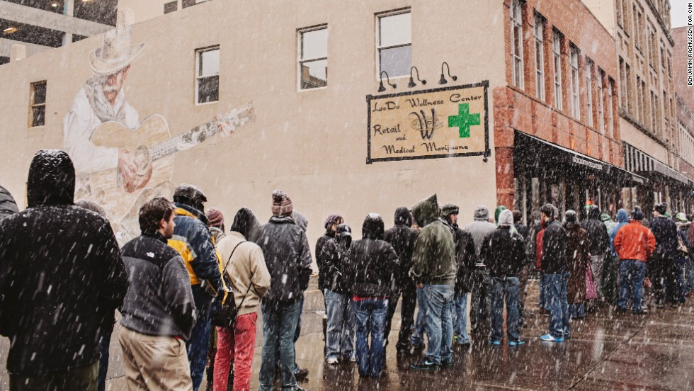 """Denver Comes To Grips With """"Benefits"""" Of Legal Pot"""