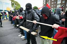 Antifa Urges Liberals and Progressives To Join Them in Terrorism