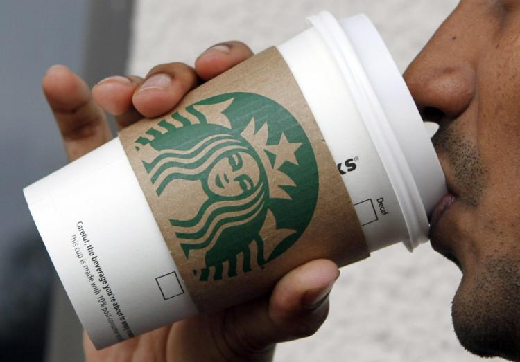 Very Unhealthy Material is Found in Starbucks Coffee