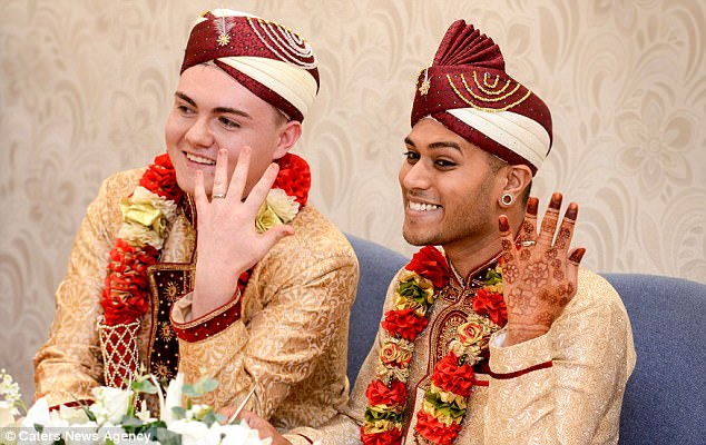 See the First Gay Muslim Wedding, What Could Possibly Go Wrong?