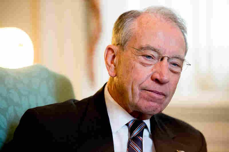 Sen. Chuck Grassley Opens Corruption Investigation Into Hillary Clinton