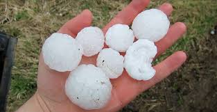 Giant Hailstorm Causes Havoc in Spain, Big Enough To Kill Sheep [VIDEO]
