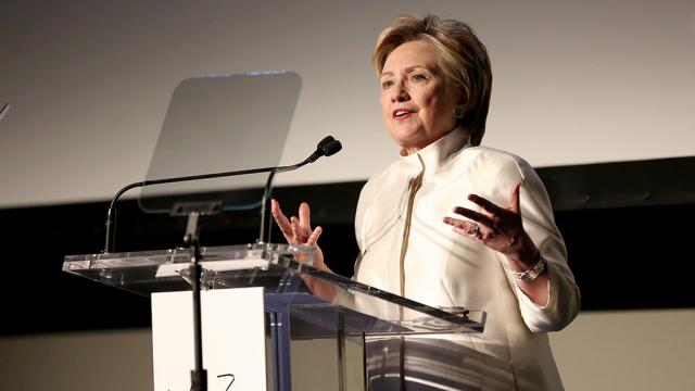 Hillary Clinton Looks To Lead Democrats in 2018 Election