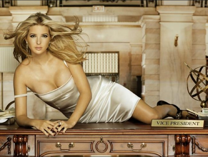 Hot Pics of Ivanka Trump, Model [PHOTOS]