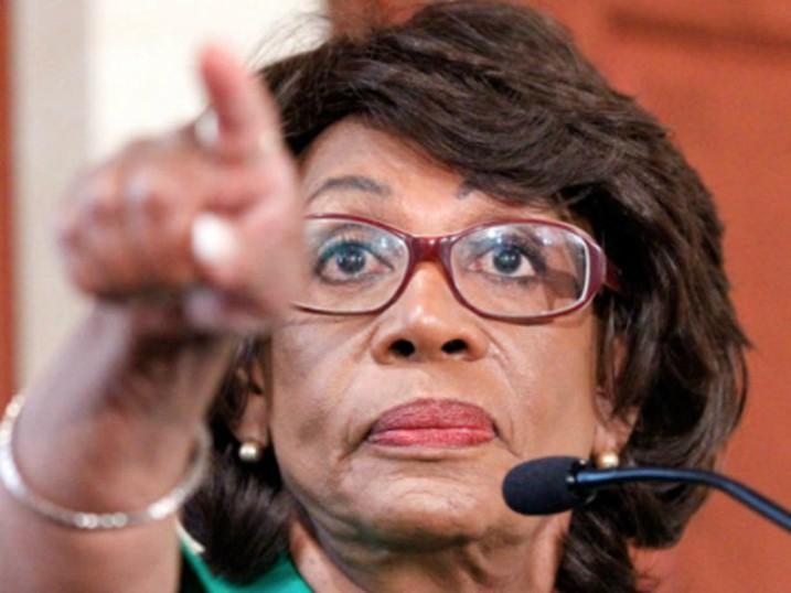 """Crazy Auntie Maxine Waters : """"I'm Organizing to Take Down Trump"""""""