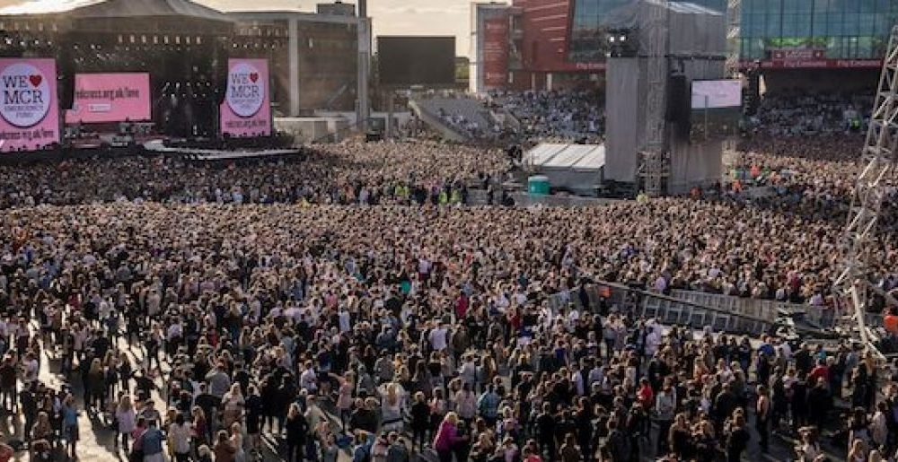 Swedish Music Festival Disbands Over Sexual Assaults By Muslims