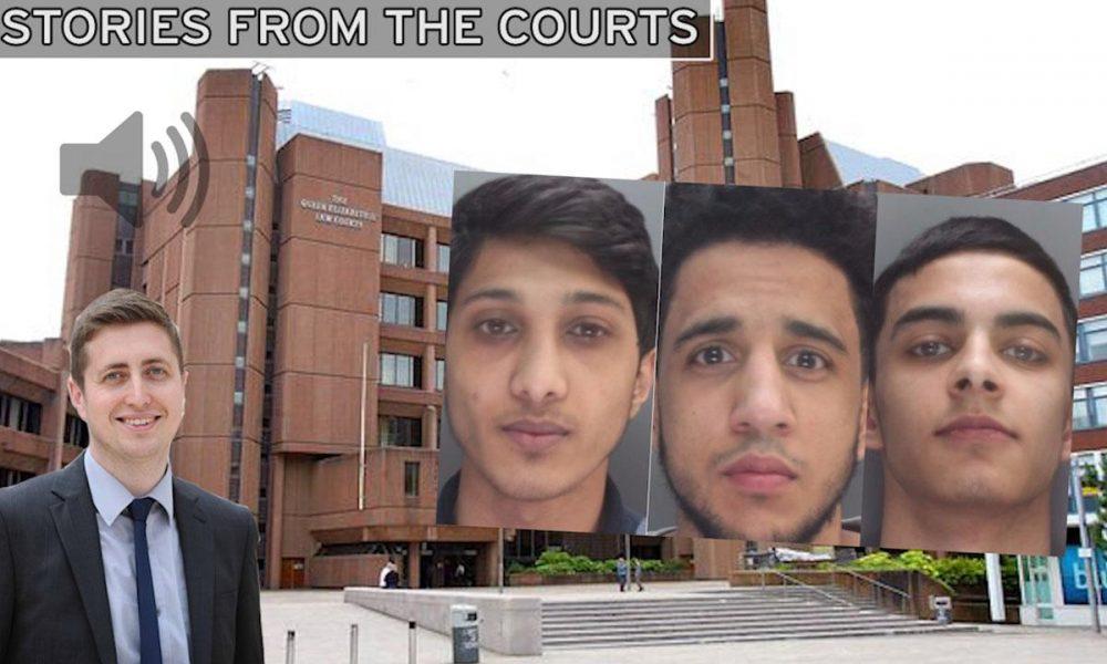Islamic Gang Meets Christian Justice