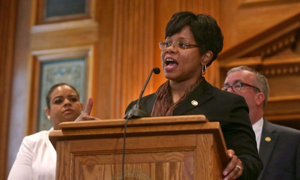 Missouri Senator Refuses To Stand For National Anthem or the Pledge [VIDEO]
