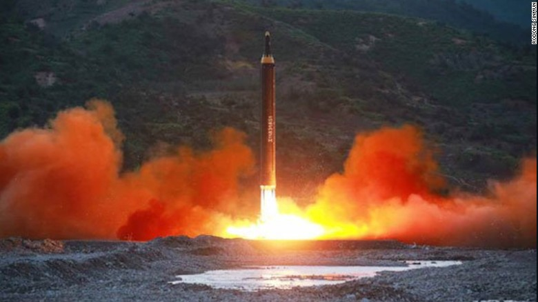 North Korea Launches Missile Capable Of Hitting 49 States
