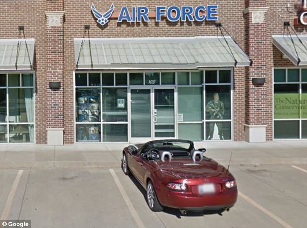 Explosive Device Set Off Outside Oklahoma Recruiting Station: Terrorism